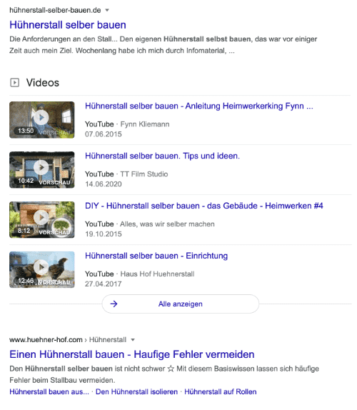 Video Box Google