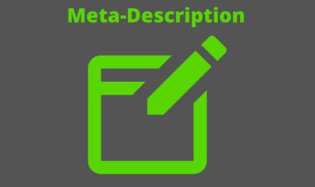 Meta-Description
